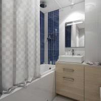 идея необычного интерьера ванной 3 кв.м картинка