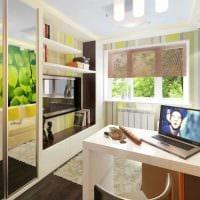 идея красивого дизайна небольшой гостинки картинка