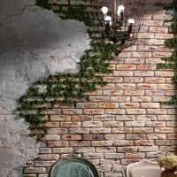 идея необычного стиля кафе в стиле лофт картинка
