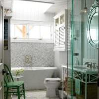 идея красивого интерьера ванной 2017 картинка