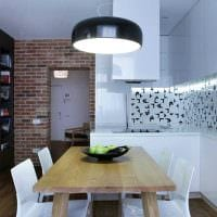 пример красивого интерьера современной квартиры 50 кв.м картинка