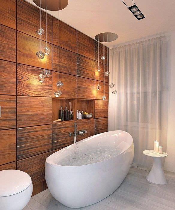 Интерьер ванной комнаты 8 кв. м. фото
