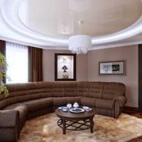 пример светлого интерьера современной квартиры 65 кв.м картинка