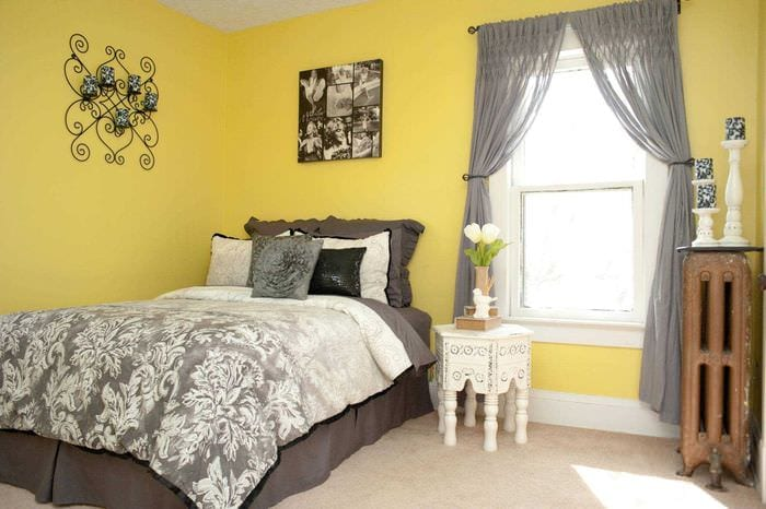 Необычный дизайн спальни своими руками фото