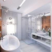 пример яркого интерьера ванной 5 кв.м картинка