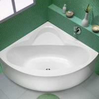 идея красивого дизайна ванной комнаты 3 кв.м фото