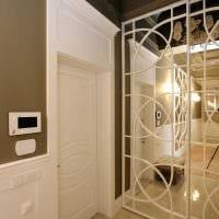 идея красивого дизайна квартиры в стиле современная классика картинка