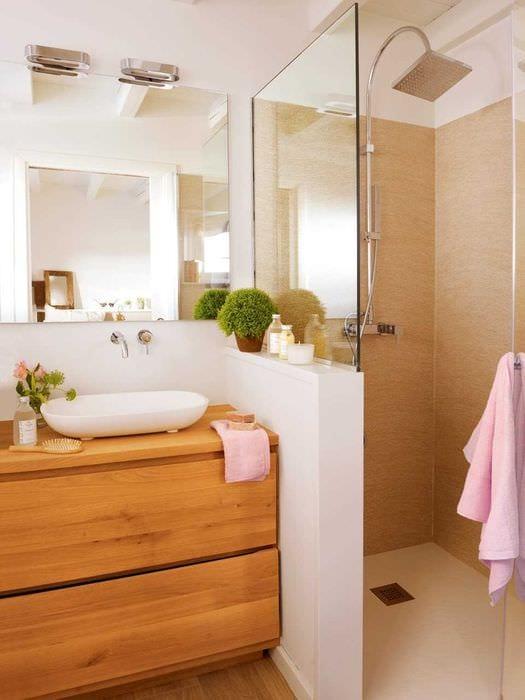 Дизайн ванной 22 квм