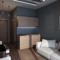 идея яркого дизайна гостинки фото