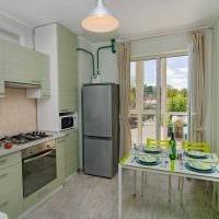 пример необычного интерьера современной квартиры 50 кв.м картинка