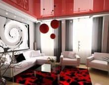 вариант светлого дизайна гостиной 16 кв.м картинка
