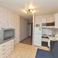 идея яркого стиля квартиры 70 кв.м картинка