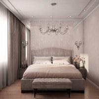 идея красивого стиля квартиры в стиле современная классика картинка