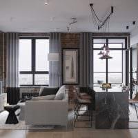 идея необычного декора квартиры 70 кв.м картинка