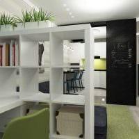 пример красивого стиля гостиной 25 кв.м фото