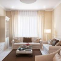 дизайн гостиной 18 квадратных метров идеи интерьера