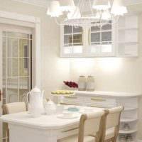 идея применения светового дизайна в ярком интерьере дома фото