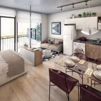 идея яркого декора квартиры картинка