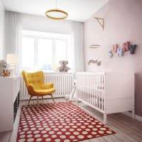 идея необычного дизайна комнаты для девочки 12 кв.м картинка