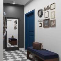 вариант светлого стиля комнаты в скандинавском стиле фото