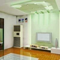 вариант красивого стиля маленькой комнаты в общежитии фото