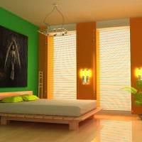 идея необычного дизайна гостиной фото