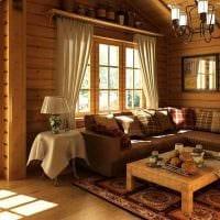 вариант красивого декора квартиры в романском стиле картинка