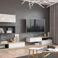 идея яркого декора двухкомнатной квартиры в хрущевке картинка