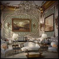 идея необычного интерьера квартиры в романском стиле фото