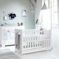 идея красивого стиля комнаты в скандинавском стиле картинка