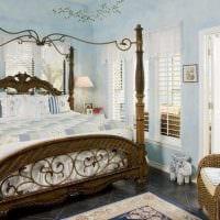 идея использования яркого дизайна комнаты в стиле ретро картинка