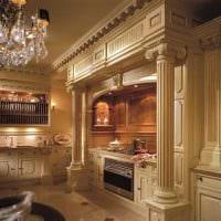 идея использования светового дизайна в красивом стиле дома картинка