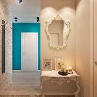 вариант применения светового дизайна в ярком стиле дома картинка