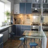 идея красивого интерьера двухкомнатной квартиры картинка