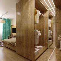 идея светлого дизайна гостиной комнаты 18 кв.м. фото