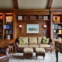 идея яркого дизайна дома в романском стиле картинка