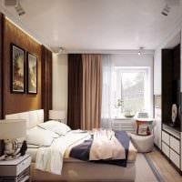 вариант необычного интерьера спальной комнаты для девочки в современном стиле фото