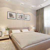 идея необычного сочетания цвета в стиле современной комнаты фото