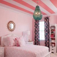вариант красивого сочетания цвета в декоре современной квартиры картинка