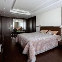 идея светлого сочетания цвета в стиле современной квартиры картинка