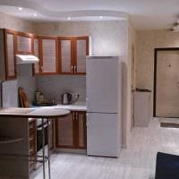 идея яркого дизайна квартиры фото