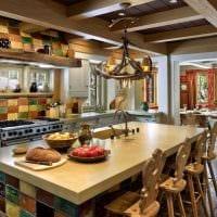 идея красивого декора дома в романском стиле картинка