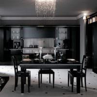вариант необычного стиля квартиры в романском стиле фото