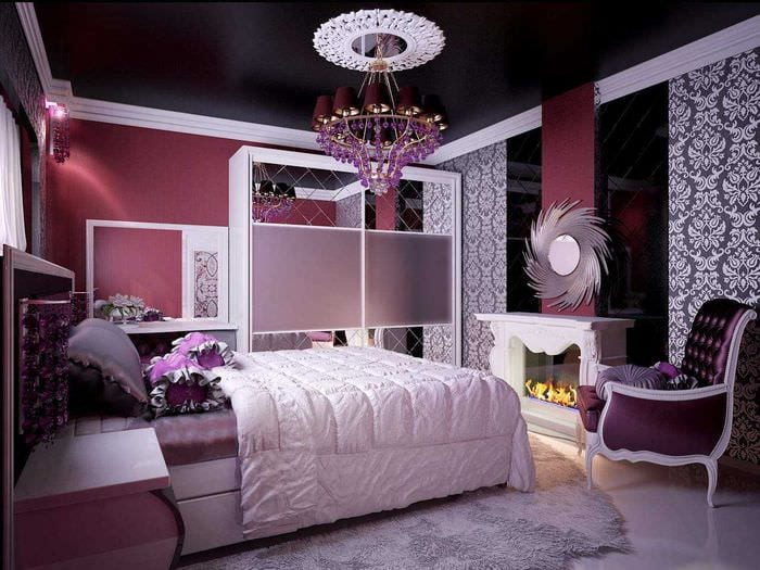 Красивые интерьеры комнаты для девушек