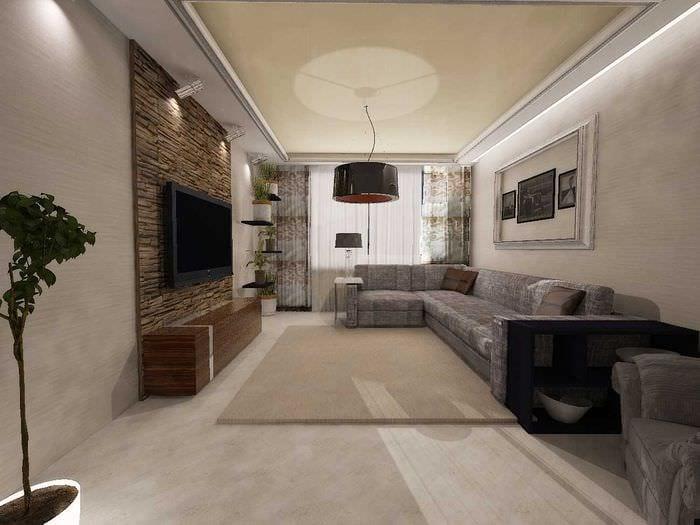 идея красивого стиля детской комнаты 18 кв.м.