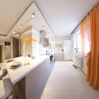 идея яркого стиля маленькой комнаты картинка