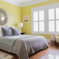 идея светлого стиля спальной комнаты для девочки в современном стиле картинка