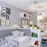 идея красивого стиля квартиры картинка