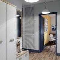 вариант светлого стиля квартиры в скандинавском стиле фото