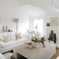 идея красивого сочетания цвета в интерьере современной квартиры картинка